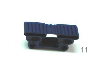 Supporto In Plastica Per Doghe.Accessori In Plastica Euroflex Piedi Salotti Accessori